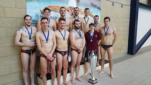 Somerset ASA 2014 Men's Water Polo Team