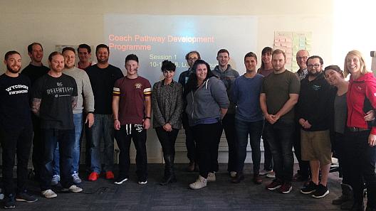 Swim England Coach Development Programme 2018 Cohort