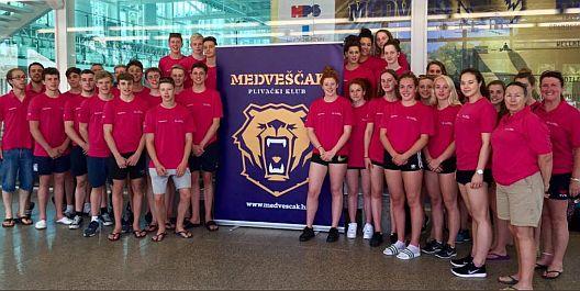England South West at 32 Golden Bear Meet