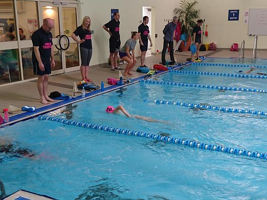 YDSC pilot new Swim England Club Awards