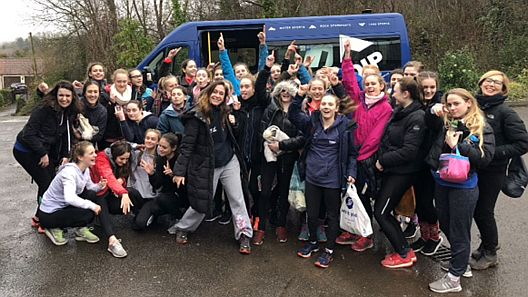 First England Talent Synchro Team Bonding Camp