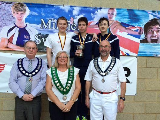 Somerset ASA - Somerset ASA Championships 2016 Day 4