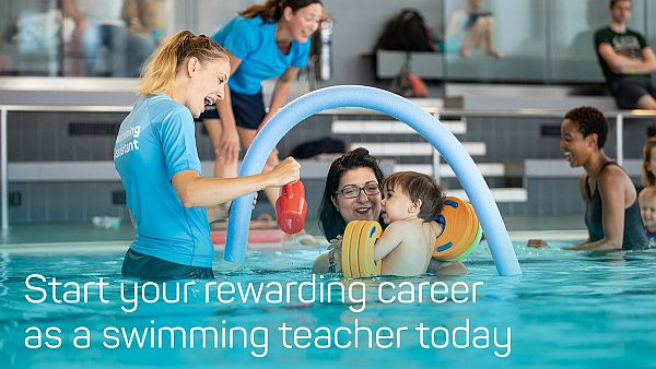 Swimming Teacher Career