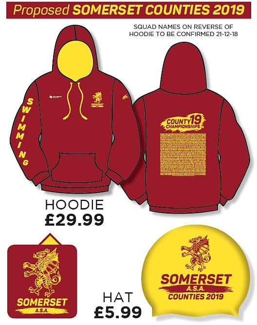 Somerset ASA Hoodies and Hats