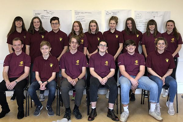 Somerset ASA Young Volunteers 2018/19