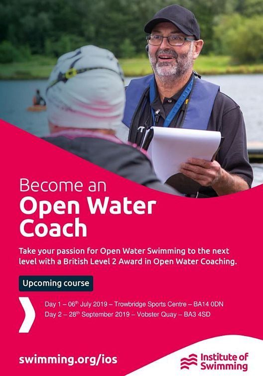 Opan Water Coach course poster