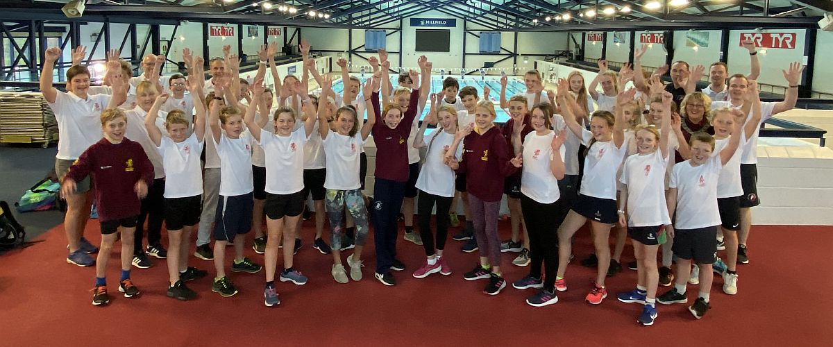 Somerset County Pathway Camp October 2019 at Millfield