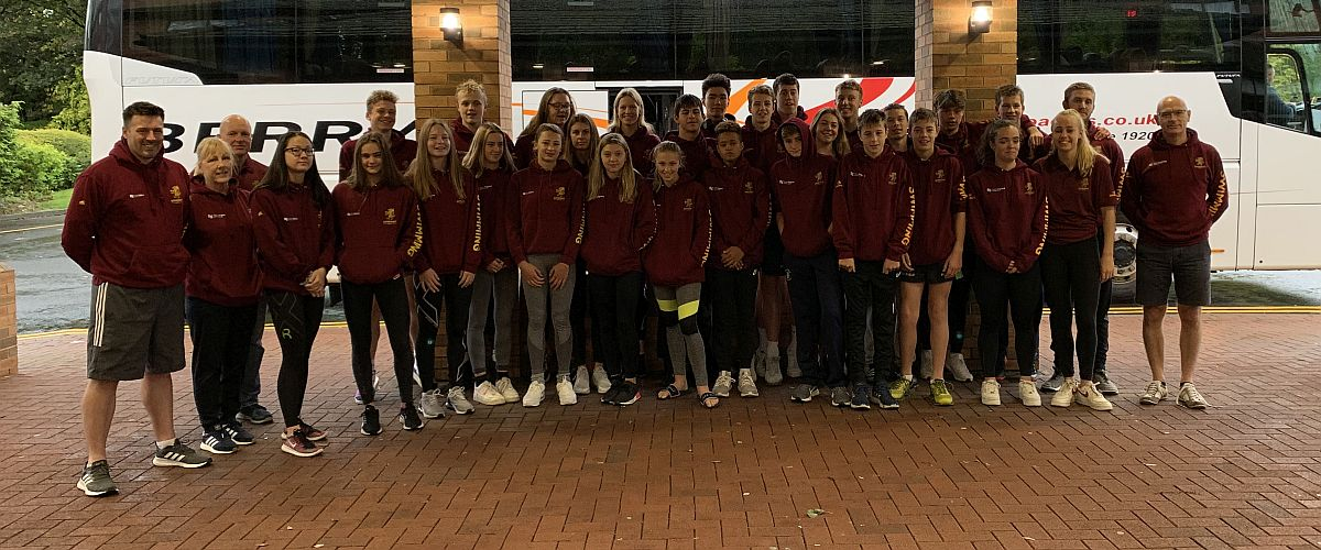 Somerset ASA Team for National County Team Championships October 2019