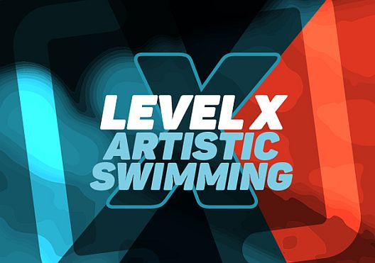 Level X artistic swimming