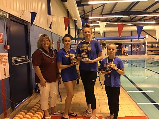 Somerset ASA County Synchro Championships 2019