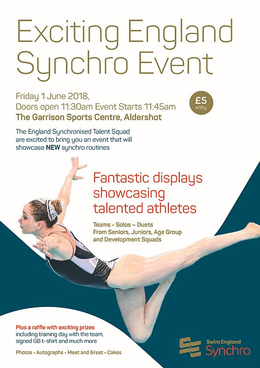 Synchro Talent Demonstration