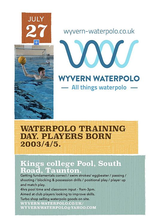 Wyvern Waterpolo Trainming Day