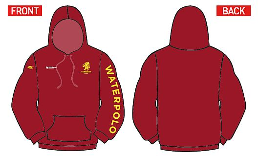 Somerset ASA Water Polo Hoodie 2018