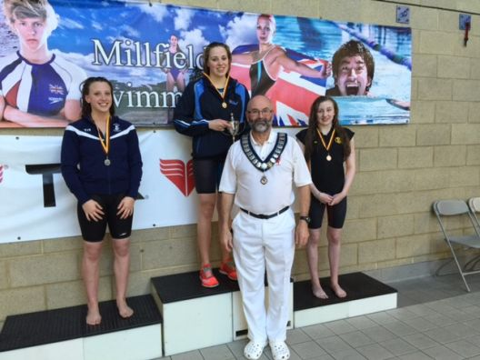 Somerset ASA Championships 2016 Day 2 Senior Presentation