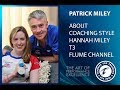 Swimming coach Patrick Miley interview