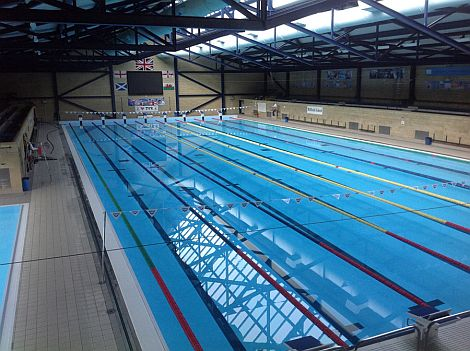 Millfield Pools Facility Hire
